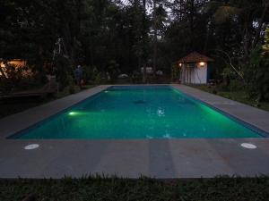The Secret Garden Goa, Проживание в семье  Saligao - big - 58