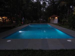 The Secret Garden Goa, Проживание в семье  Saligao - big - 59