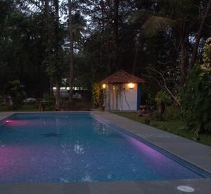The Secret Garden Goa, Проживание в семье  Saligao - big - 32
