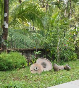 The Secret Garden Goa, Проживание в семье  Saligao - big - 35