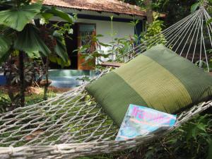The Secret Garden Goa, Проживание в семье  Saligao - big - 20