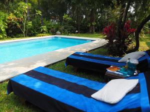 The Secret Garden Goa, Проживание в семье  Saligao - big - 42