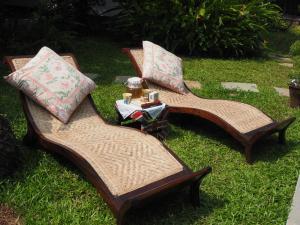 The Secret Garden Goa, Проживание в семье  Saligao - big - 43