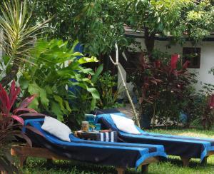 The Secret Garden Goa, Проживание в семье  Saligao - big - 46
