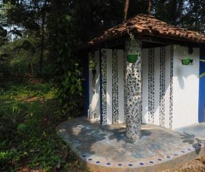 The Secret Garden Goa, Проживание в семье  Saligao - big - 54