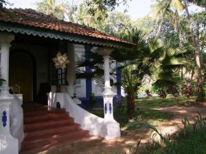 The Secret Garden Goa, Проживание в семье  Saligao - big - 1