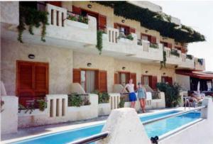 Hotel Elida, Apartmanhotelek  Platanész - big - 5