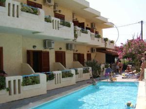 Hotel Elida, Aparthotels  Platanes - big - 7
