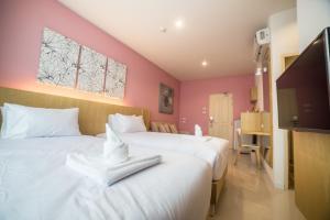 The Bliss Ubon, Hotel  Ubon Ratchathani - big - 2