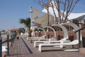 Курортный отель Crescent Beach - фото 25