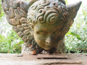 The Secret Garden Goa, Проживание в семье  Saligao - big - 28