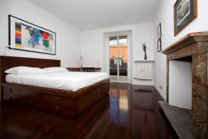 Vittoria Halldis Apartments, Апартаменты  Милан - big - 14