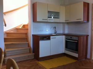 Ferienwohnungen Grün, Апартаменты  Preitenegg - big - 3
