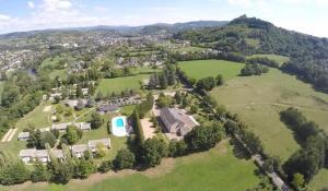 Aux Portes des Monts d'Aubrac, Ferienparks  Espalion - big - 24