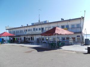 Отель Форт Константин, Ломоносов