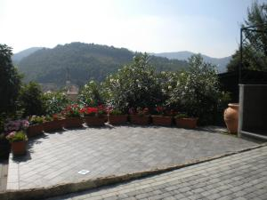 B&B Villa Magia, Bed and Breakfasts  Credaro - big - 6