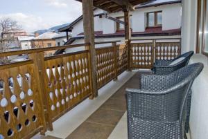 Guest House Chicho Tsane, Penzióny  Bansko - big - 2
