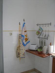 Casa dos avos, Апартаменты  Назаре - big - 11