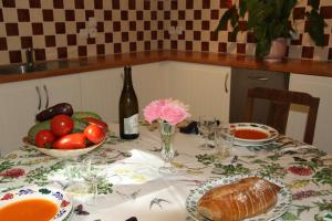 Aux Grilles Du Château, Holiday homes  Saint-Aignan - big - 11
