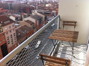 Appartement St.Cyprien, Apartments  Toulouse - big - 3