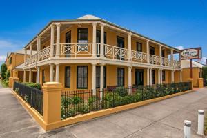 波丽娜文物旅馆 (Ballina Heritage Inn)
