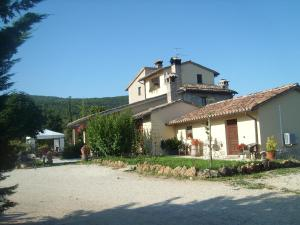Fattoria Del Quondam, Farm stays  Giano dell'Umbria - big - 6