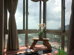 Mainland Chinese Citizens  - Double Room with Balcony and Sea View Sanya Big East Sea Dolphin Guesthouse