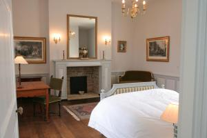 Le Logis d'Equilly, Bed & Breakfast  Équilly - big - 30
