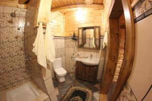 Отель Жукова Гора - фото 12