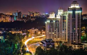 Отель Арк Палас, Одесса