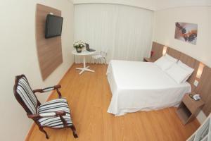 Premier Parc Hotel, Hotel  Juiz de Fora - big - 11