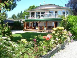 Garden By The Bay Breakfast davis bay bed & breakfast, sechelt, canada | j2ski