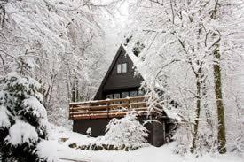Ardennen Vakantie Chalet(Durbuy)