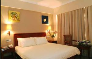 GreenTree Inn Zhejiang Hangzhou Shiqiao Road Business Hotel