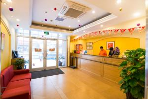 Пекин - Home Inn Beijing Zhongguancun Landianchang