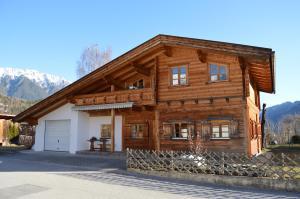 Tiroler Blockhaus - Apartment - Imst-Gurgltal