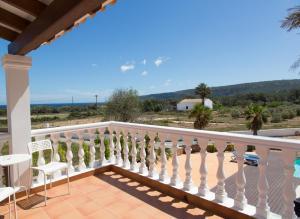 Es Pas Formentera Agroturismo, Vidiecke domy  Es Calo - big - 122