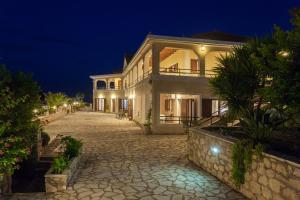Villa Akros and Suites, Apartmány  Keríon - big - 19