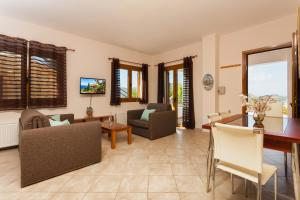 Villa Akros and Suites, Apartmány  Kerion - big - 34