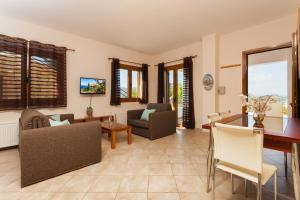 Villa Akros and Suites, Apartmány  Keríon - big - 34
