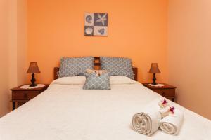 Villa Akros and Suites, Apartmány  Keríon - big - 33