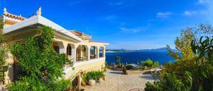 Villa Akros and Suites, Apartmány  Keríon - big - 13