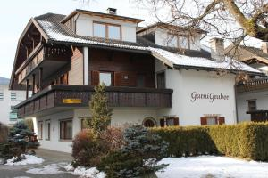Garni Graber - Accommodation - Bruneck-Kronplatz