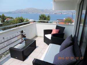 Apartments Villa Tanja, Ferienwohnungen  Trogir - big - 8