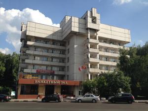 Москва - Hotel Complex Troparevo