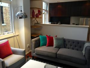 Elegant Central Retreat, Апартаменты  Окленд - big - 7