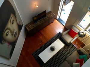 Elegant Central Retreat, Апартаменты  Окленд - big - 8