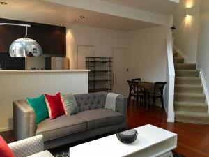 Elegant Central Retreat, Апартаменты  Окленд - big - 12