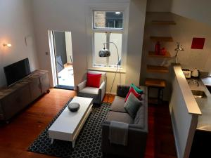 Elegant Central Retreat, Apartmány  Auckland - big - 15