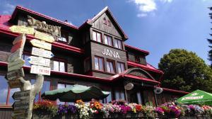 Hotel Bouda Jana